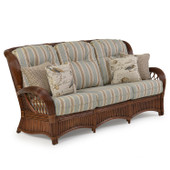 5403 High Back Rattan Sofa