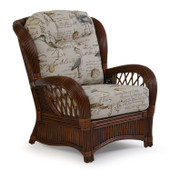 5405 Rattan Lounge Chair