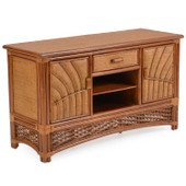 5571 Wicker and Rattan TV Stand