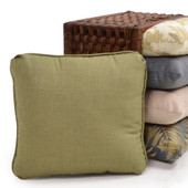 Bali Custom Throw Pillow