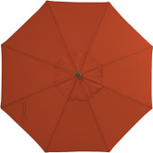 Burnt Orange Umbrella
