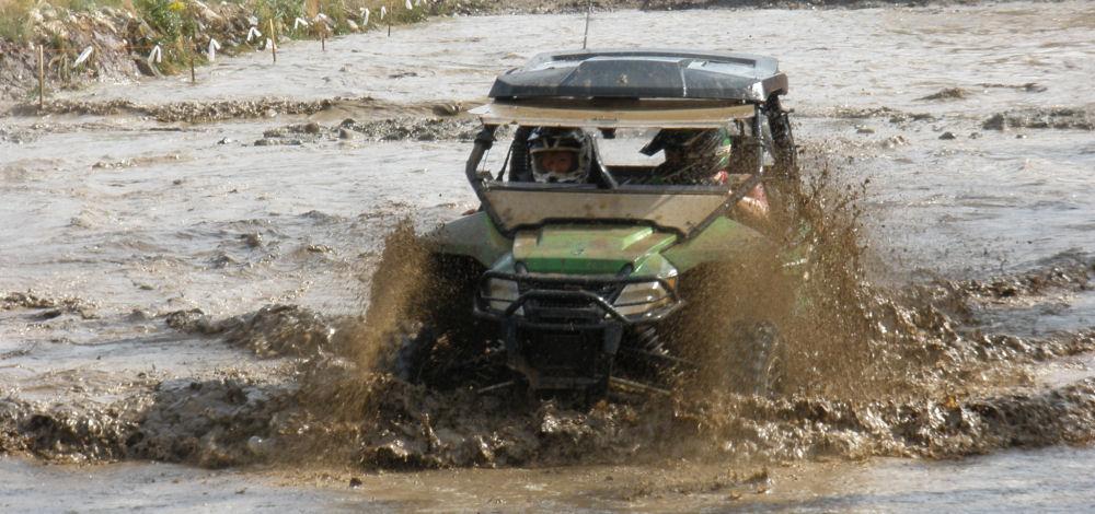 GPS for ATV Trails