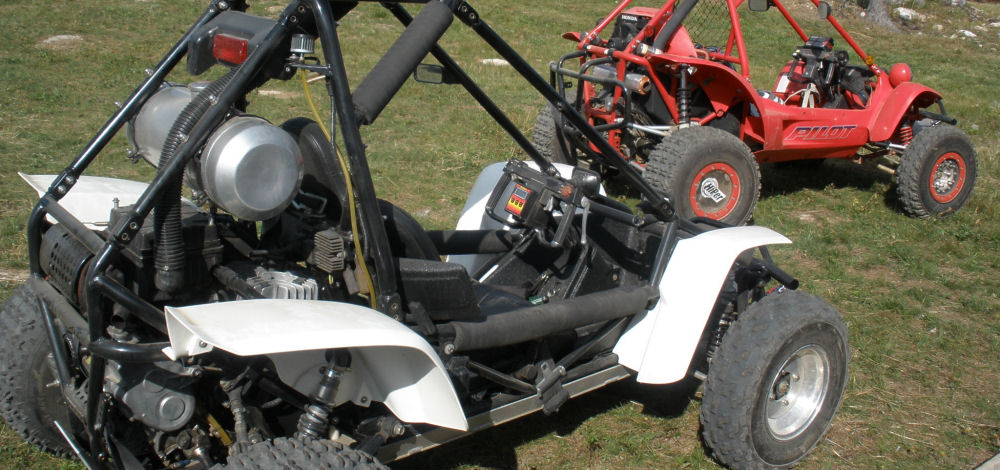 Pilot All Terrain Vehicle