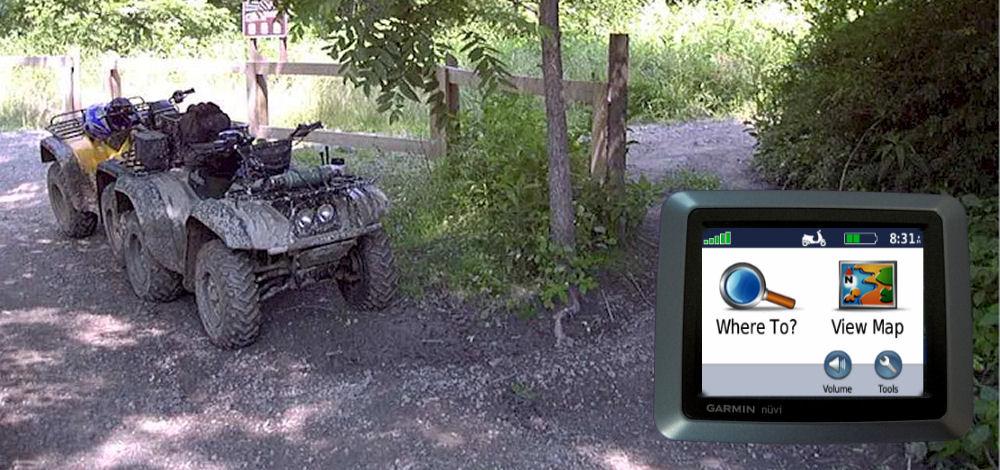 ATV GPS Trail Maps
