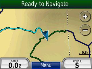 GPS Bread Crumb Trail