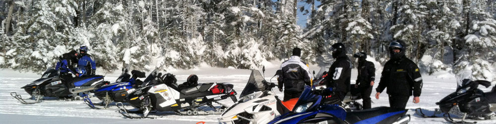 Snowmobile Maps