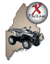 Maine GPS ATV trail map for Garmin