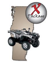 Vermont GPS ATV trail map for Garmin