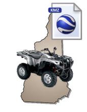 New Hampshire ATV Map Data
