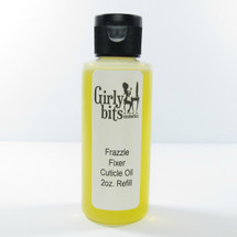 Frazzle Fixer Cuticle Oil refill | Girly Bits Cosmetics
