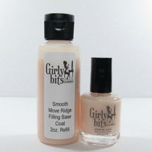 (2oz Refill + 15mL) Smooth Move Ridge Filling Base Coat