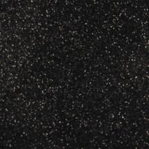 Black Glitter .008 | GIRLY BITS COSMETICS