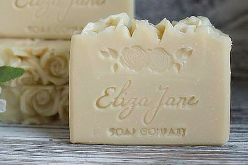 Silk & Buttermilk | Eliza Jane Soap Co. - available at Girly Bits Cosmetics www.girlybitscosmetics.com