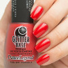 Glitter Base Red - Peel Off Formula | DANCE LEGEND available at Girly Bits Cosmetics www.girlybitscosmetics.com