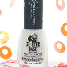 Glitter Base - Peel Off Formula | DANCE LEGEND available at Girly Bits Cosmetics www.girlybitscosmetics.com