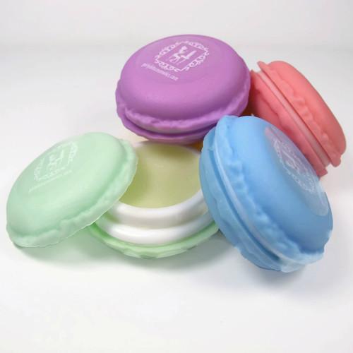 Macaron Lip Butter Melts | Girly Bits Cosmetics