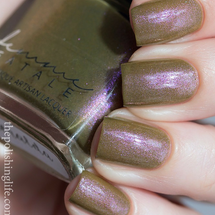 Emeralda (Enchanted Fables Collection) | Femme Fatale available at Girly Bits Cosmetics www.girlybitscosmetics.com