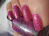 Swatch courtesy of Piggie Luv | GIRLY BITS COSMETICS Razzle Dazzle