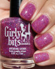 Swatch courtesy of Kellie Gonzo | GIRLY BITS COSMETICS Razzle Dazzle 2.0
