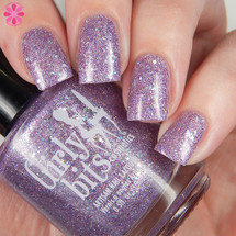 Swatch courtesy of Cosmetic Sanctuary | GIRLY BITS COSMETICS Tarte au Sucre from the Sweet Nothings Collection