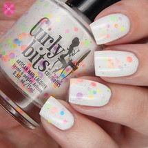 Swatch courtesy of Cosmetic Sanctuary | GIRLY BITS COSMETICS Bonbon D'Amour from the Sweet Nothings Collection