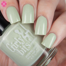 Swatch courtesy of Cosmetic Sanctuary | GIRLY BITS COSMETICS J'ai Besoin de Toi Sweet Nothings Collection