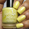 Swatch courtesy of Addicted to Polish | GIRLY BITS COSMETICS Mon Petit Canard Sweet Nothings Collection
