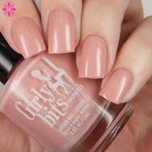 Swatch courtesy of Cosmetic Sanctuary | GIRLY BITS COSMETICS Mon Chéri Sweet Nothings Collection