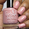 Swatch courtesy of Addicted to Polish | GIRLY BITS COSMETICS Mon Chéri Sweet Nothings Collection