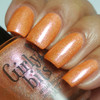 Swatch courtesy of @luvlee226 | GIRLY BITS COSMETICS A Little Madness from the A Little Madness Collection