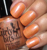 Swatch courtesy of My Nail Polish Obsession | GIRLY BITS COSMETICS A Little Madness from the A Little Madness Collection