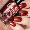 Swatch courtesy of Cosmetic Sanctuary | GIRLY BITS COSMETICS Heads Will Roll from the A Little Madness Collection