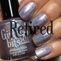 Swatch courtesy of My Nail Polish Obsession | GIRLY BITS COSMETICS Believe the Impossible from the A Little Madness Collection