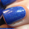Swatch courtesy of Lavish Layerings | GIRLY BITS COSMETICS Dancing in the Moonlight (August 2016 COTM)