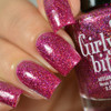 Swatch courtesy of Delishious Nails | GIRLY BITS COSMETICS Personal Hotspot from the What Really Happened In Vegas 2016 Collection