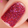 Swatch courtesy of Cosmetic Sanctuary | GIRLY BITS COSMETICS Personal Hotspot from the What Really Happened In Vegas 2016 Collection