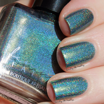 Isle of Cythera  (Birth of Venus Collection) | Femme Fatale available at Girly Bits Cosmetics www.girlybitscosmetics.com
