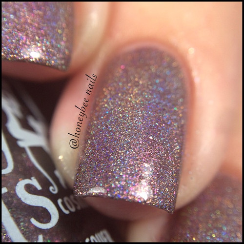 Dibs! A Polish Con Chicago limited edition by Girly Bits | swatch by Melissa @Honeybee_nails