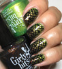 Swatch courtesy of My Nail Polish Obsession | GIRLY BITS COSMETICS Spooktacular (October COTM)