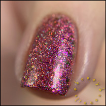 Ooh la la! {The Indie Shop limited edition} swatched by HoneyBee_Nails | Girly Bits Cosmetics