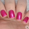 Girly Bits Cosmetics The Fuchsia is Ours (CoTM November 2016)   Swatch courtesy of Polished Pathology