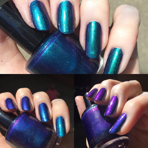 Dragons at Dusk | TONIC POLISH available at Girly Bits Cosmetics www.girlybitscosmetics.com