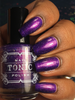 Huckleberry Sparkle | TONIC POLISH available at Girly Bits Cosmetics www.girlybitscosmetics.com