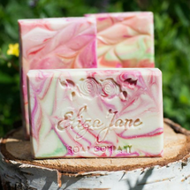 Candy Cane - Luxury Soap - Eliza Jane Soap Company