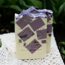 Grape Soda - Luxury Soap - Eliza Jane Soap Company