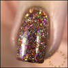 GIRLY BITS COSMETICS Holy Sh!tsnacks from the Codename: Duchess Collection | Swatch courtesy of @honeybee_nails
