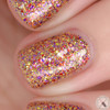 Swatch courtesy of Polished Pathology | GIRLY BITS COSMETICS Holy Sh!tsnacks from the Codename: Duchess Collection