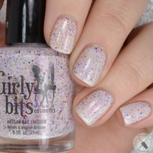 Swatch courtesy of Polished Pathology | GIRLY BITS COSMETICS Just the tip from the Codename: Duchess Collection