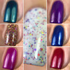 GIRLY BITS COSMETICS Codename: Duchess Collection | Swatch courtesy of @honeybee_nails