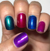GIRLY BITS COSMETICS Codename: Duchess Collection | Swatch courtesy of My Nail Polish Obsession
